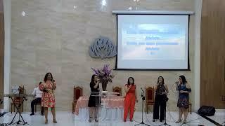 LIVE  IPMN - TEMA:  O QUE NSIGNIFICA SEGUIR JESUS  - REV. FABIO BEZERRA.