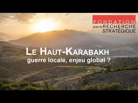 Le Haut-Karabakh, guerre locale, enjeu global ?
