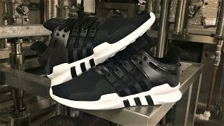 Adidas EQT SUPPORT ADV (unboxing & on foot)