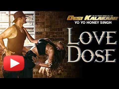 Love Dose Song Heroine Launched | Yo Yo Honey Singh | Desi Kalakaar |Honey Singh 2014 Song