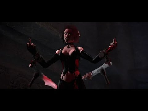 [Bonus] BloodRayne - Alternative Bad Ending Cutscene