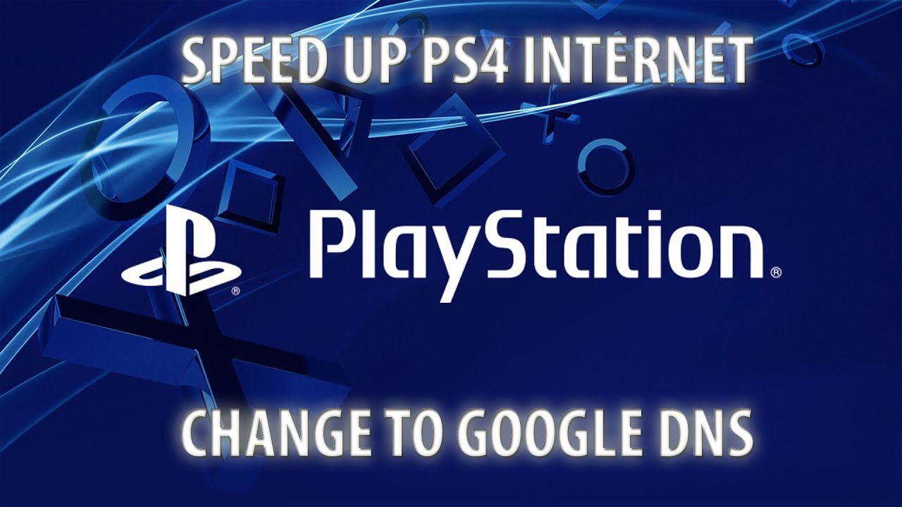 How to Change DNS - Speed Up PS4 / Pro Internet - Playstation Tutorial -  ZanyGeek