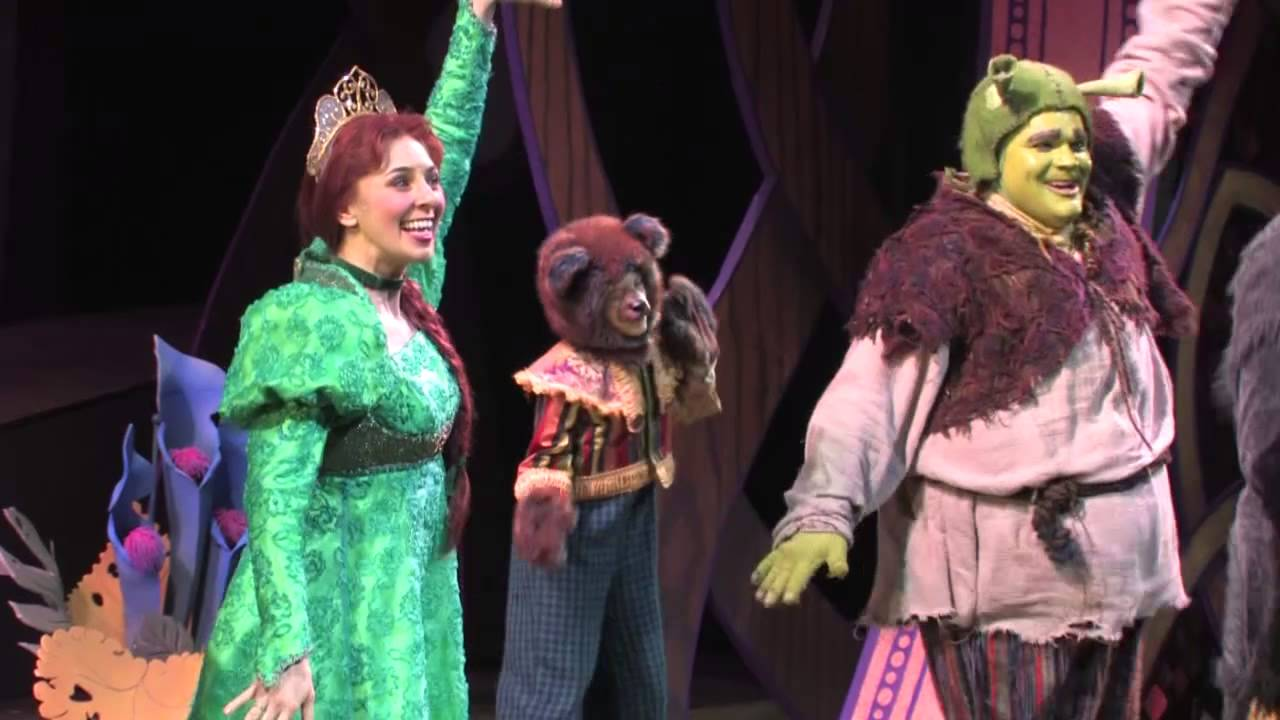 Shrek the Musical at Children's Theatre Company- Music ...