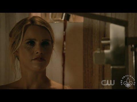 The Originals 5x01 Rebekah calls Klaus & Asks how Elijah is