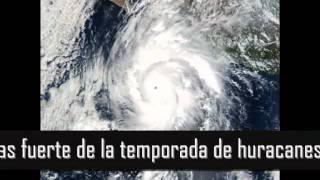 Huracan Kenna - Imformacion y trayectoria