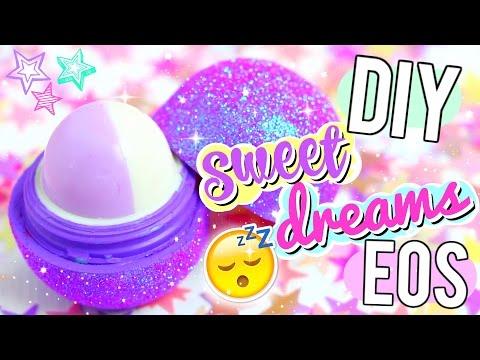 DIY Glitter Sleep Balm EOS! Sleep Easy With NO Drugs!