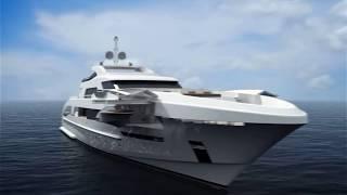 Heesen Yachts lancement d'un 65 mètres en 2013