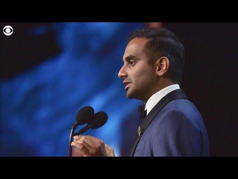 Aziz Ansari responds to woman's claim of sexual misconduct