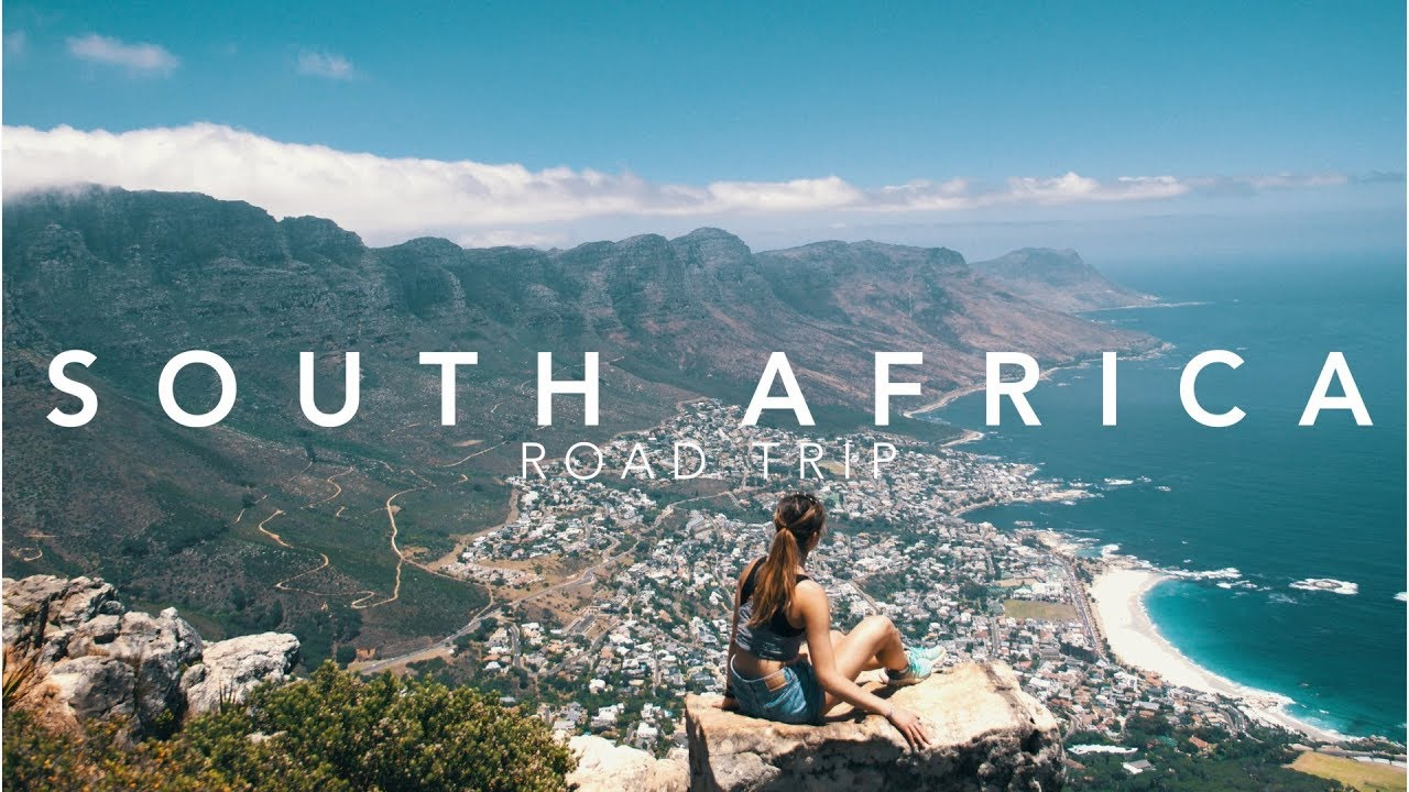 SOUTH AFRICA   Road Trip, November 2017 (4K)