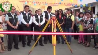 Inauguración de la Asociación de Vivienda Puquio Cano