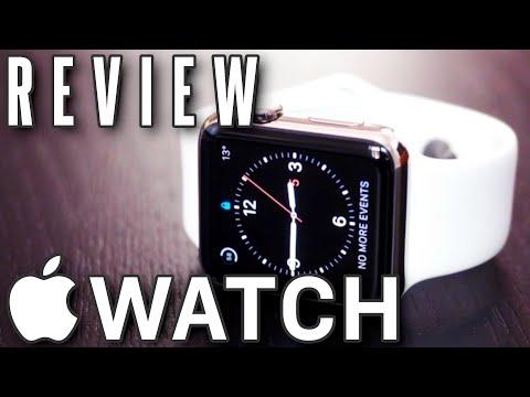 Apple Watch (iWatch) 38mm Sport 2016 Review