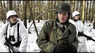 RED SNOW / RED SNOW (WWII Short Film)