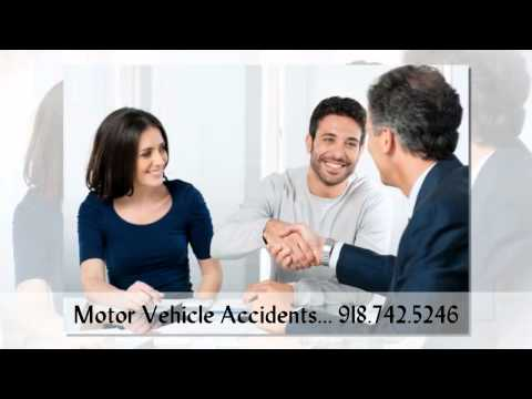 Tulsa Injury Attorney – Car Accident Lawyer Tulsa – Malpractice & Construction Accident Attorney