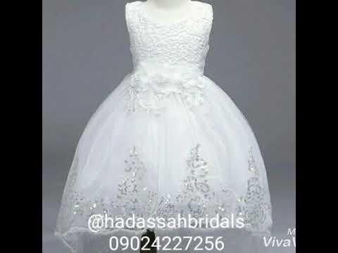 Little Bride Dresses