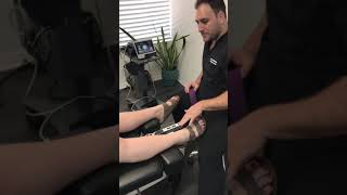 Chiropractor Palm Harbor | Taping for Shin Splints