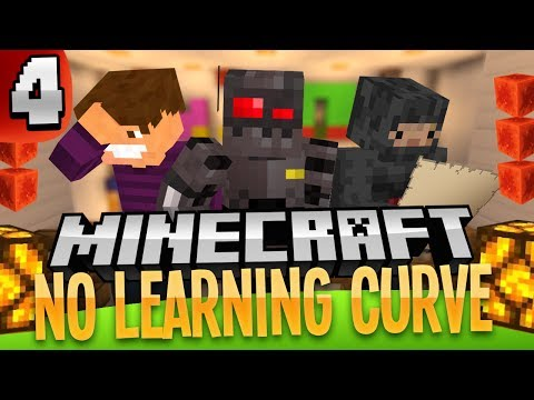 Minecraft No Learning Curve: Episode 4 - Color Maze