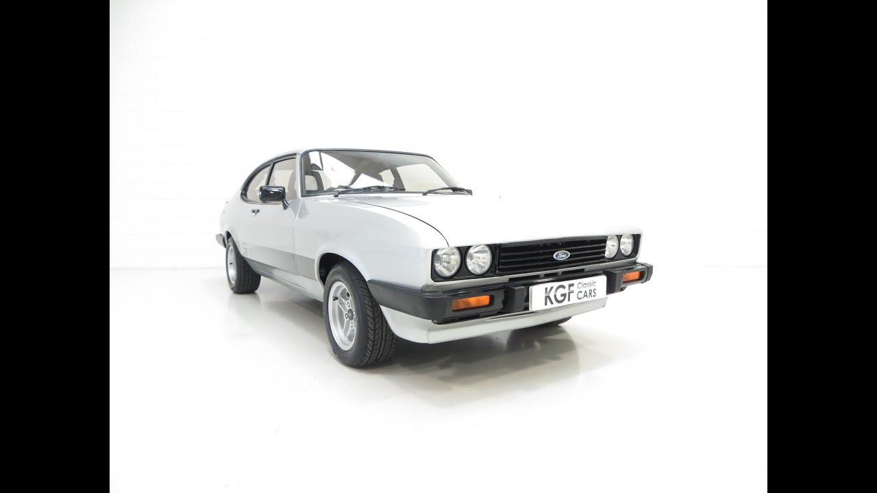 The \'Professionals\' Ford Capri 3.0S Recreation in Stunning Condition ...