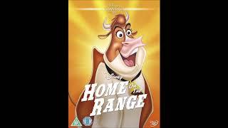 HOME ON THE RANGE UK DVD UNBOXING