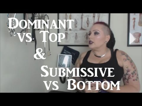 All became Bdsm dominate submissive very