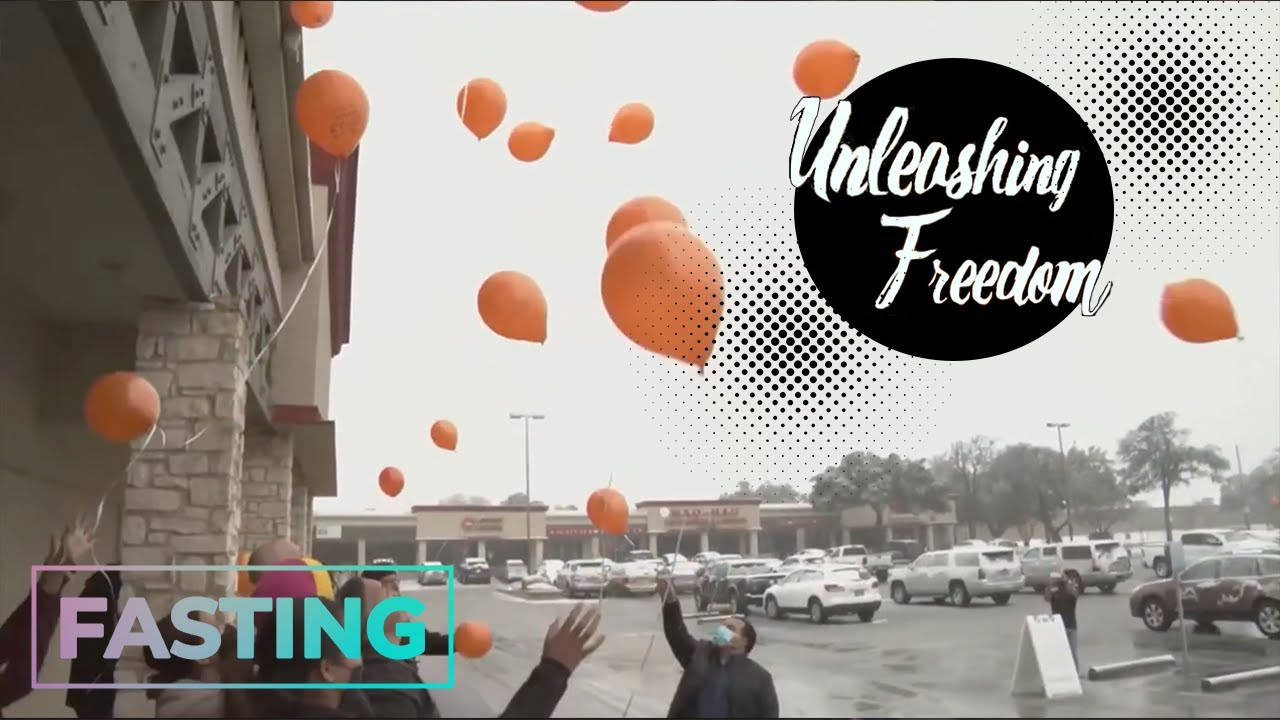 Unleashing Freedom- Fasting