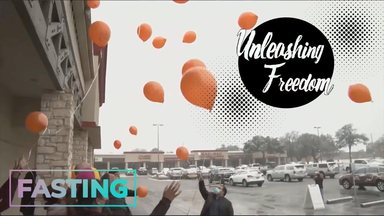 Unleashing Freedom- Fasting