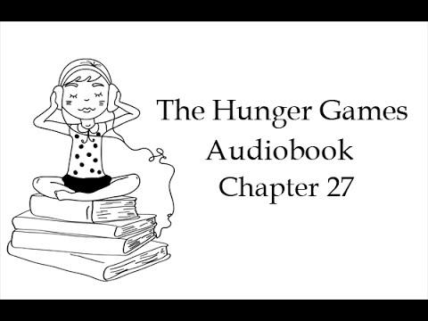 Голодные игры. И вспыхнет пламя. Глава 15. Аудиокнига на английском языке.