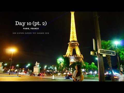 I FOUND MONA in PARIS, FRANCE! Travel Vlog/Video~