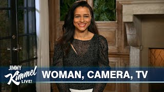 Sarah Cooper's Guest Host Monologue on Jimmy Kimmel Live