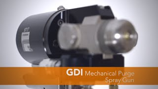 GAMA GDI SPRAY GUN - TOTAL DISASSEMBLY