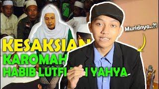 STALK #1 - KESAKSIAN KAROMAH HABIB LUTHFI BIN YAHYA INDONESIA