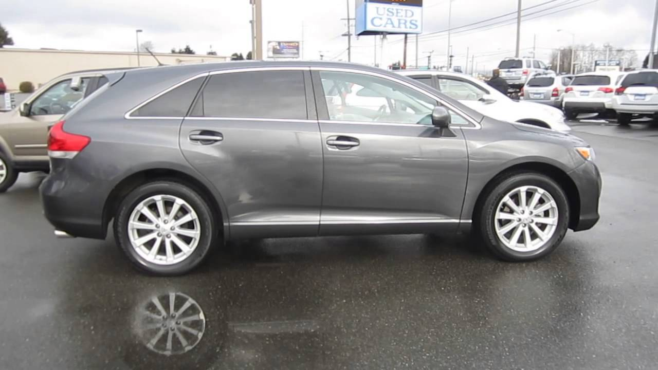 Certified Used Toyota >> 2009 Toyota Venza, Magnetic Gray Metallic - STOCK# 30076A - Walk around - YouTube