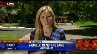 Dallas attorney killed in garage fire