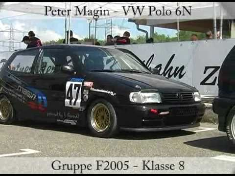 vw polo 6n 1 4 16v p magin autoslalom 2010 youtube. Black Bedroom Furniture Sets. Home Design Ideas