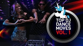 Top DJ Dance Moves VOL.1 [iHeartRaves.com]