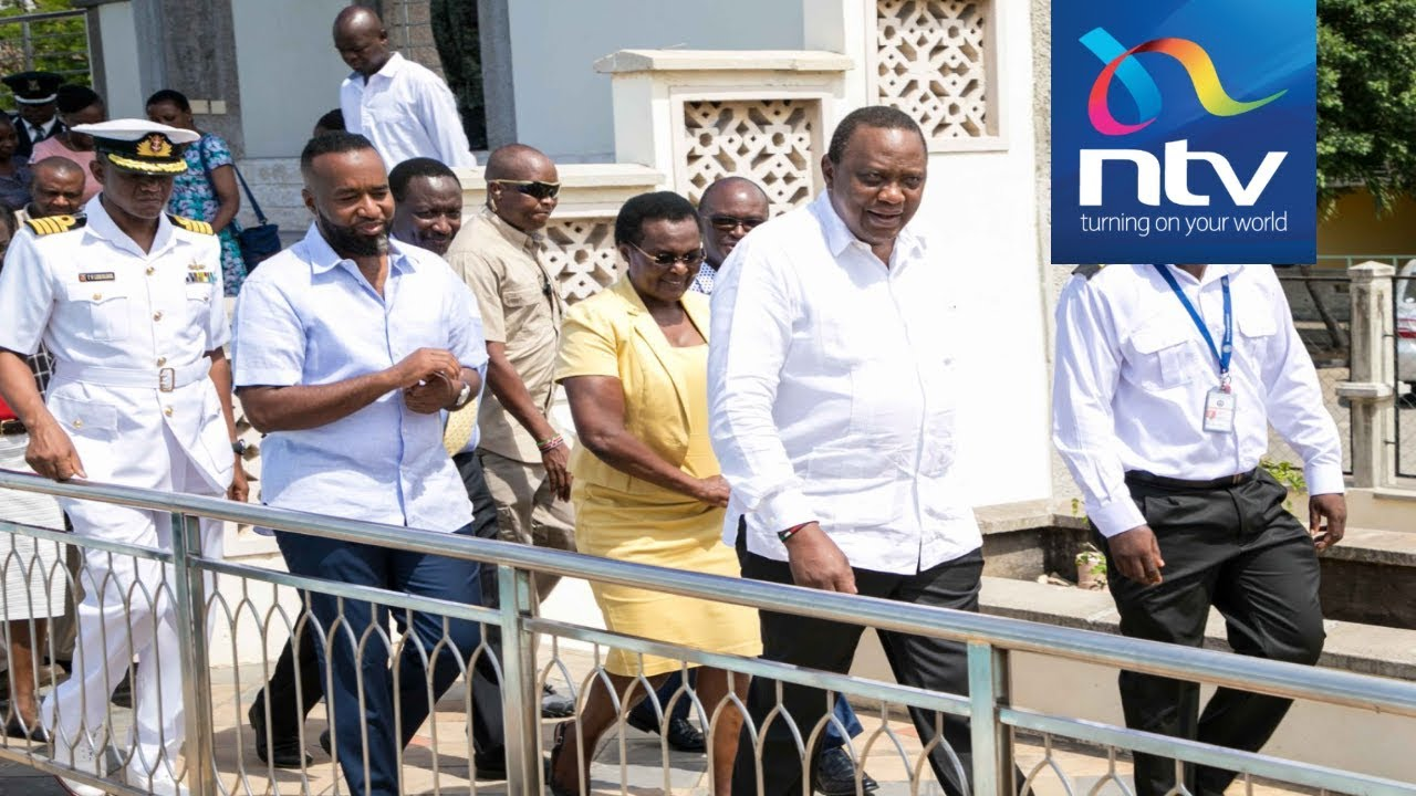 Governor Joho on new political path with President Uhuru Kenyatta