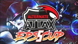ALTERNATE im ESL Meisterschaft Cup 5