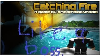 Roblox Hunger Games Catching Fire Lets Play