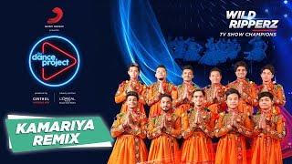 Kamariya Remix | Wild Ripperz | Mitron | Darshan Raval