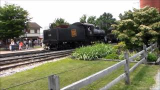 Action on the Strasburg Railroad Part 2-AEM7DC 915