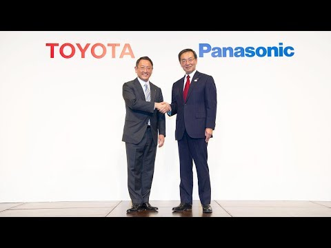 Toyota and Panasonic to Start Feasibility Study of Joint Automotive Prismatic Battery Business