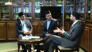 Studio Interview: Mohammed Ahmed Chaudhary & Harris Zafar - Jalsa Salana USA WC 2013