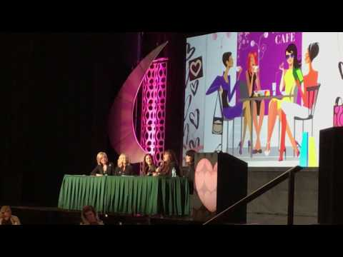 """""""All In"""" Panel at Mary Kay Career Conference in Pasadena 2017"""
