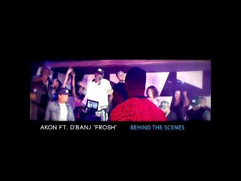 AKON Ft. D'banj - Frosh () Teaser
