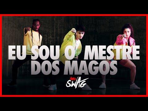 Eu sou o Mestre dos Magos (Remix Funk) - FitDance Swag (Coreografia) | Dance Video