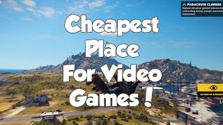 Best Place To Get Video Games For Dirt Cheap (Especially PC)