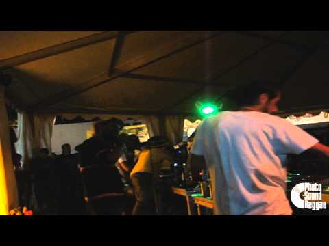 Photo Sound Reggae: Brother Culture backed by Organic Roots - Organic Roots Festival 19/09/2013