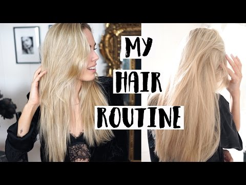 My Hair Routine | Cornelia