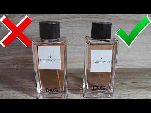 Dolce & Gabbana L`Imperatrice 3  как отличить подделку от оригинала (100 мл.)