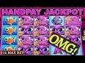 ✪HUGE HANDPAY JACKPOT✪-Miss Kitty Gold Slot Machine Max Bet | W4 Tall Fortunes Slot JACKPOT WON