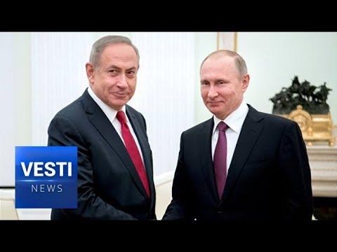 Netanyahu Visits Putin